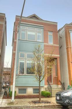 1740 N Bissell, Chicago, IL 60614 West Lincoln Park