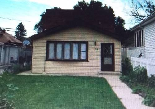 9411 S 54th, Oak Lawn, IL 60453