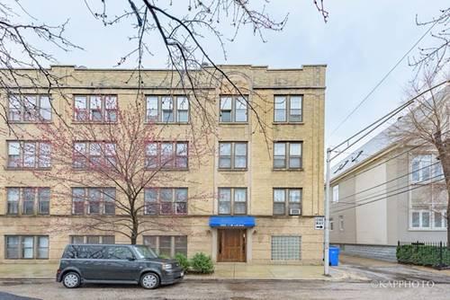 1207 W Lill Unit 3, Chicago, IL 60614