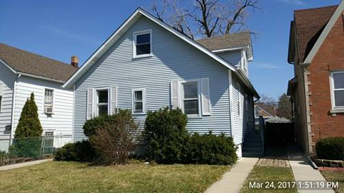 3029 N Olcott, Chicago, IL 60707