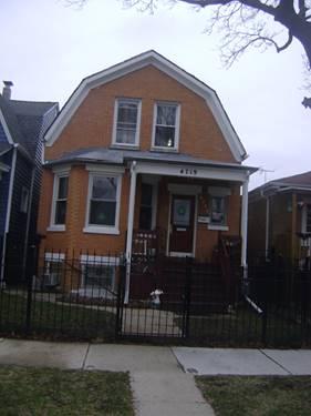 4719 W Waveland, Chicago, IL 60641