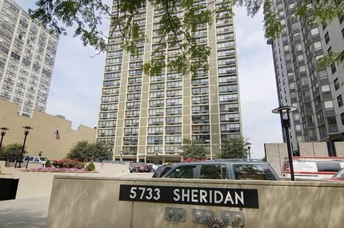 5733 N Sheridan Unit 21D, Chicago, IL 60660 Edgewater
