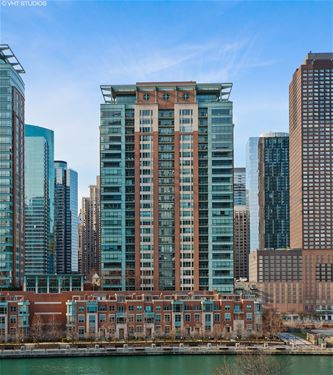 445 E North Water Unit 2401, Chicago, IL 60611 Streeterville