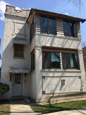 4449 S Spaulding, Chicago, IL 60632