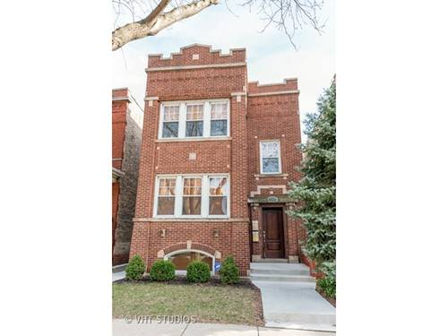 2149 W Addison, Chicago, IL 60618 Roscoe Village