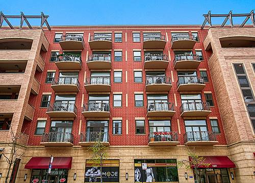 1301 W Madison Unit 216, Chicago, IL 60607