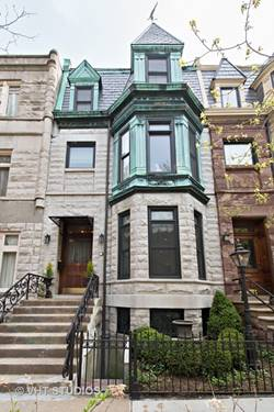 419 W Roslyn, Chicago, IL 60614 Lincoln Park