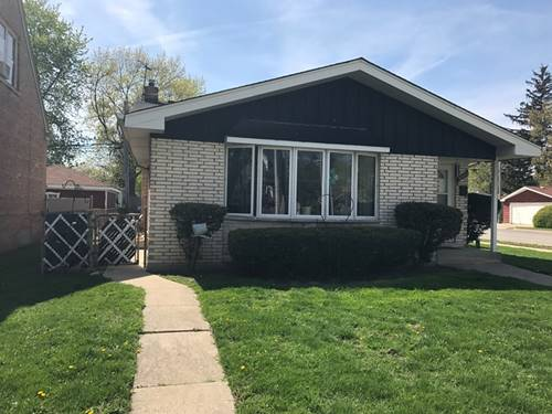 9300 S 54th, Oak Lawn, IL 60453