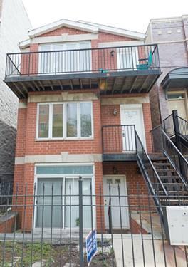2219 W Monroe Unit 3, Chicago, IL 60612
