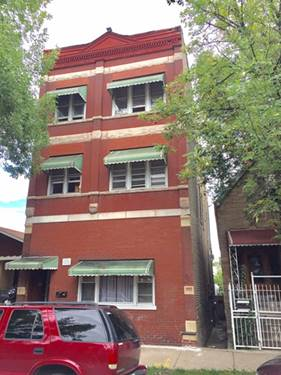 3627 S Wood, Chicago, IL 60609