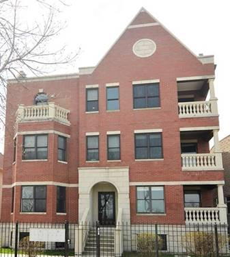 3862 S Lake Park Unit 3S, Chicago, IL 60653
