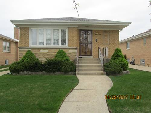 4838 N Newland, Chicago, IL 60656