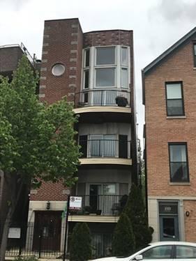 1320 N Wolcott Unit 3, Chicago, IL 60622 Wicker Park