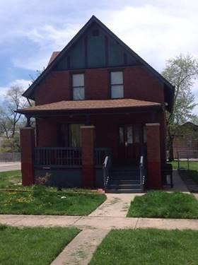 15246 Lexington, Harvey, IL 60426