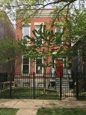 1420 N Bell, Chicago, IL 60622 Wicker Park