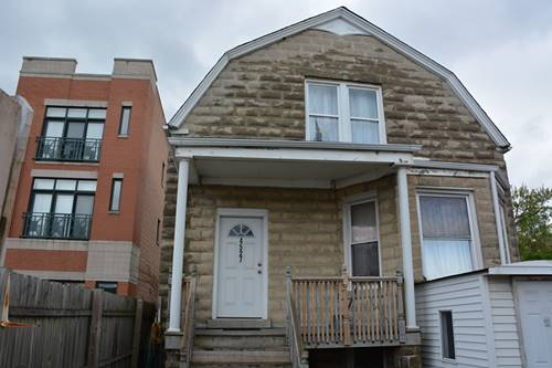 4527 W Lawrence, Chicago, IL 60630