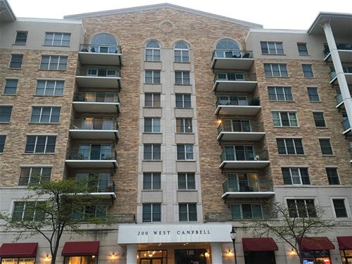 200 W Campbell Unit 710, Arlington Heights, IL 60005