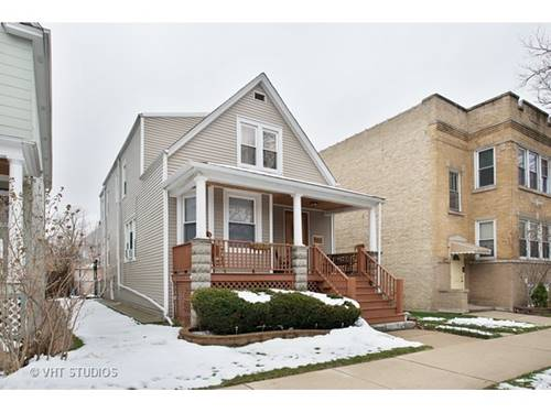 4120 N Albany, Chicago, IL 60618