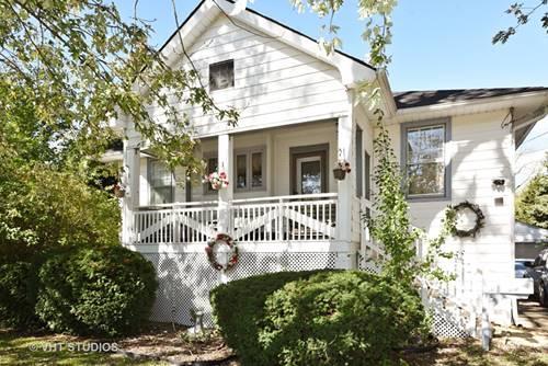 5526 W Hawthorne, Berkeley, IL 60163