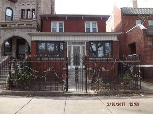 3556 S King, Chicago, IL 60653