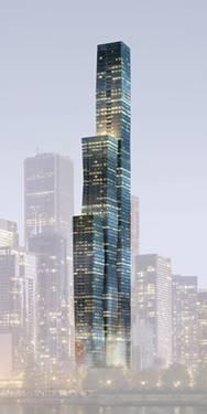 363 E Wacker Unit 3305, Chicago, IL 60601 New Eastside