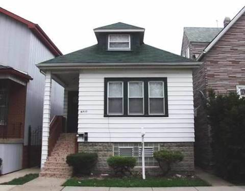 4733 N Karlov, Chicago, IL 60630