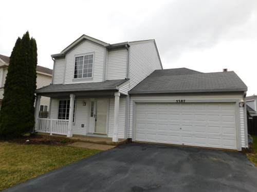 5387 Lansbury, Lake In The Hills, IL 60156