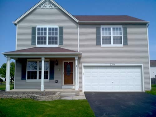 2310 Park Ridge, Plainfield, IL 60586