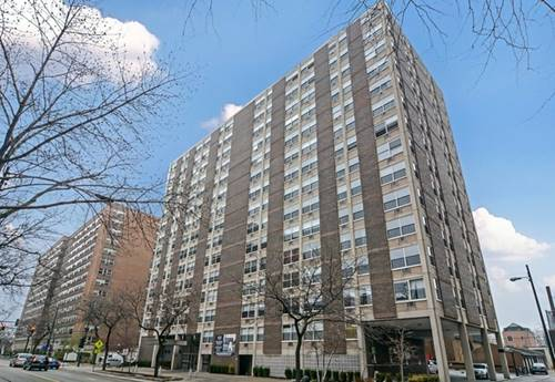 3033 N Sheridan Unit 1106, Chicago, IL 60657 Lakeview