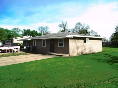 304 W Main, Melvin, IL 60952