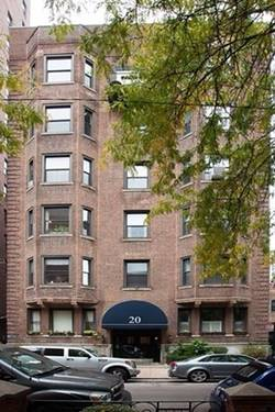 20 E Goethe Unit 401, Chicago, IL 60610 Gold Coast