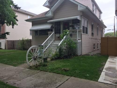 4446 W Wilson, Chicago, IL 60630