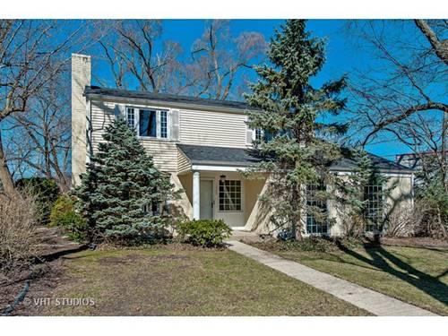 1522 Greenwood, Wilmette, IL 60091