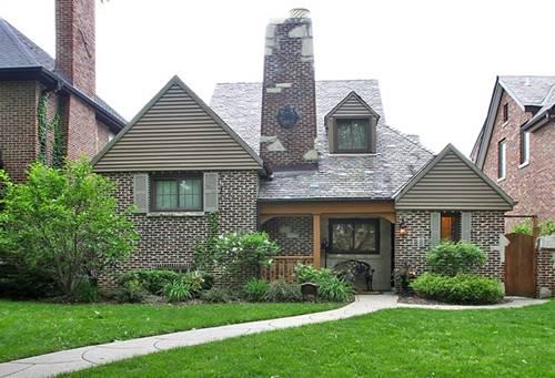 6151 N Forest Glen, Chicago, IL 60646