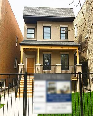 1354 N Bell, Chicago, IL 60622 Wicker Park