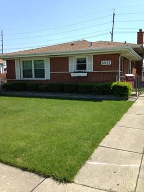 10437 Lacrosse, Oak Lawn, IL 60453