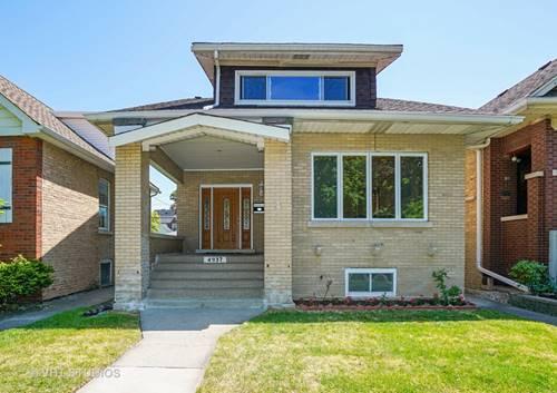 4937 N Kilbourn, Chicago, IL 60630