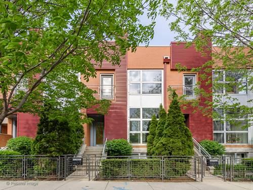 1803 N Leavitt Unit 0, Chicago, IL 60647 Bucktown