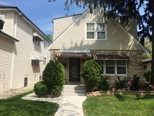 8709 N Callie, Morton Grove, IL 60053