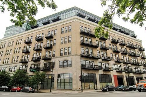 1645 W Ogden Unit 627, Chicago, IL 60612
