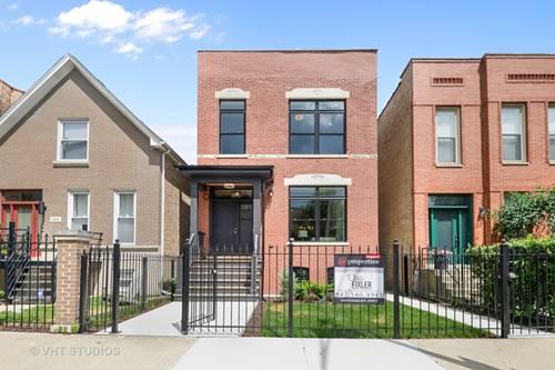 1409 N Oakley, Chicago, IL 60622 Wicker Park