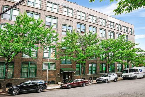 1327 W Washington Unit 5G-H, Chicago, IL 60607
