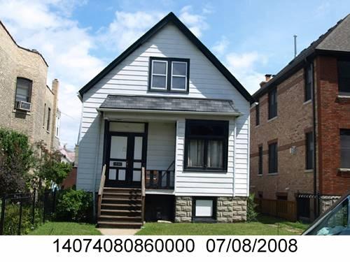 1646 W Carmen, Chicago, IL 60640 Andersonville
