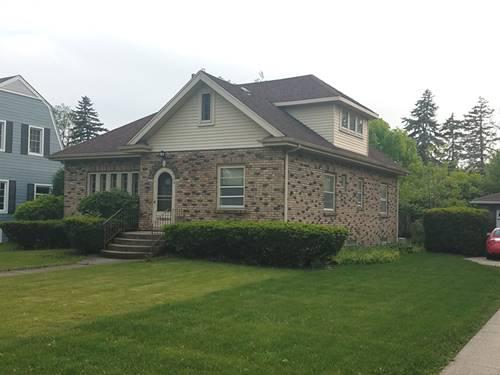 904 S Fairview, Park Ridge, IL 60068