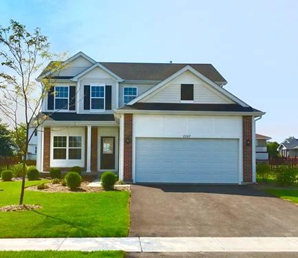 2307 Haley, Plainfield, IL 60586