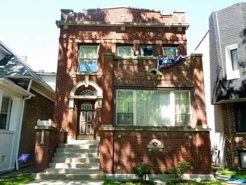 4530 N Artesian, Chicago, IL 60625 Lincoln Square