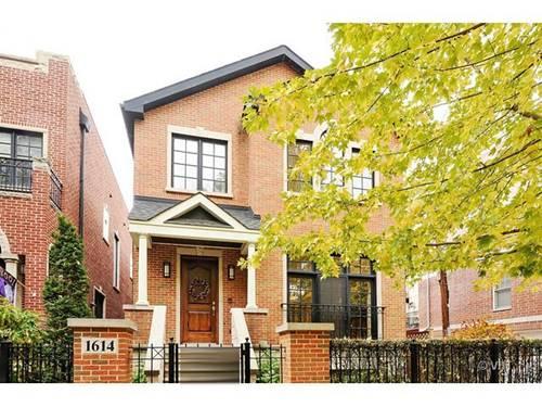1614 W Grace, Chicago, IL 60613 Lakeview