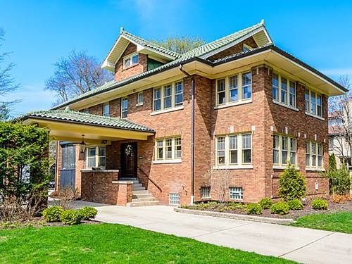 922 Lathrop, River Forest, IL 60305