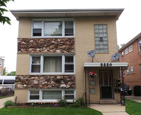 5550 W Sunnyside, Chicago, IL 60630
