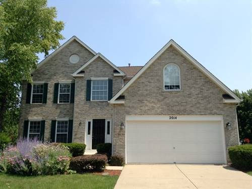 2014 Kingsbury Estates, Plainfield, IL 60586